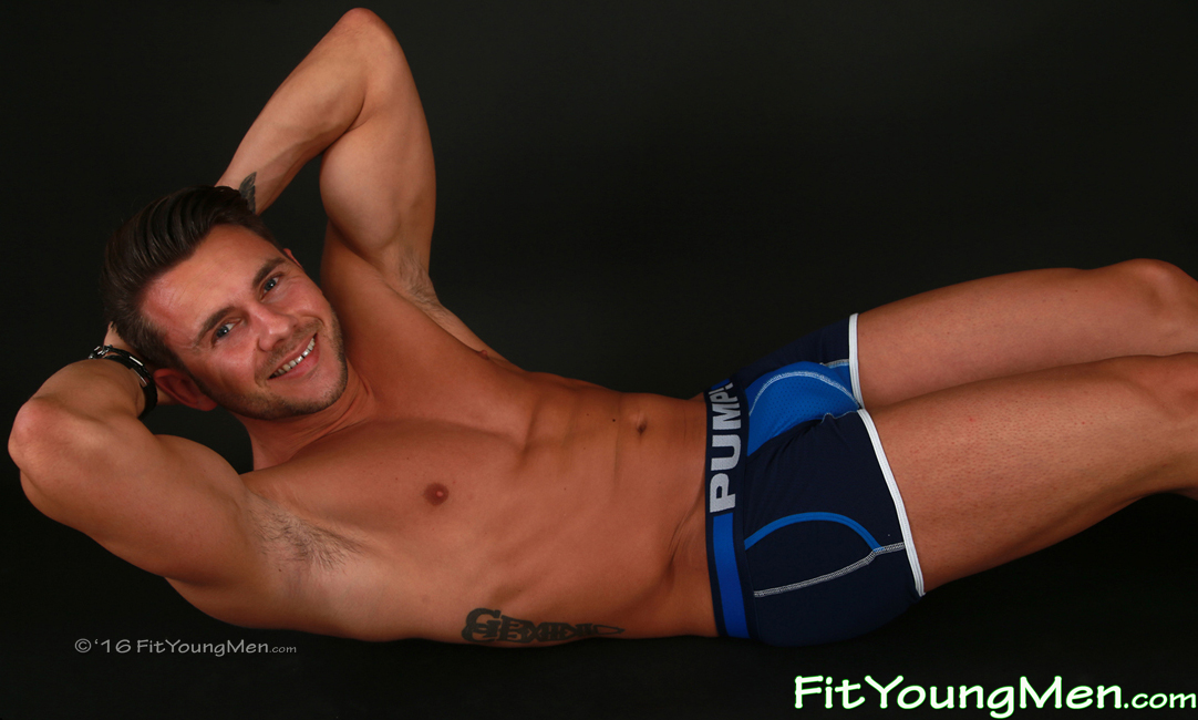 Fit Young Men: Freddy Gold