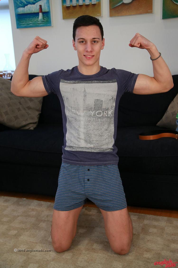 big wank on his legs spread pussy