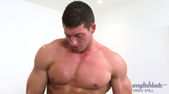 Body Guard Connell - Big, Ripped & Hung - How Does the Massage End?
