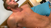Straight Hunk Josh gets an Intense Fucking from Jack's Big Uncut Cock!