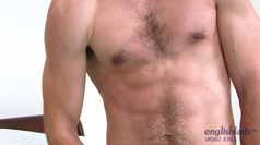 Hairy Straight Masculine Hunk Matt Cardle - Is that you Matt on the X Factor?
