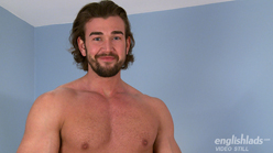 Straight Hunk Will Wanks His Chunky Uncut Cock and Shows off his Hot Hairy Hole!