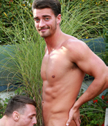 Englishlads.com: Straight Footballer James enjoys his 1st Man Blow Job & Tyler Blows his Good!