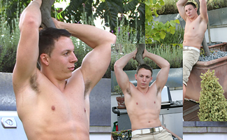 Englishlads.com: BONUS VIDEO - Straight PT Jacob's Video of the Photo Shoot