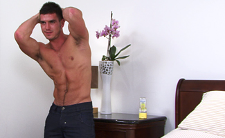 Paddy O'Brian BONUS VIDEO - Hairy Cheeky Hung  - Does it get much better!?