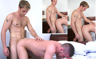 Tom Nash & Hayden Harris BONUS VIDEO - Hayden fucks Tom - Video of the photoshoot