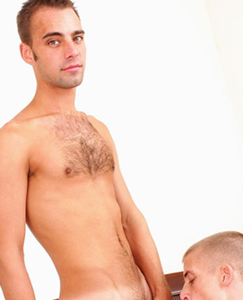 Englishlads.com: Liam and Reece suck eachother off and shoot big loads of cum everywhere