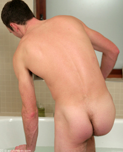 Englishlads.com: Matt Cardle shows off his Muscular and Hairy Body and Very Erect Uncut One!