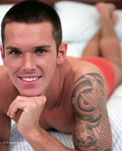 Englishlads.com: New Boy Jay - Judge his shoot by how much cum is on his Face!