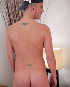 Englishlads.com: New boy Sean - loves nothing better than a str8 footballer up his ass!