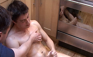 Andy Park Str8 Andy gets wanked off