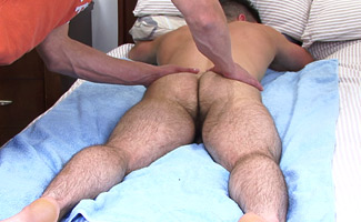 Paddy O'Brian Straight London Geezer Paddy O'Brian - Massaged & Wanked off til he Cums!