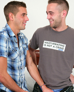 Englishlads.com: Hairy Straight Hunk Bezza lets Loose & Fucks Dan Broughton!