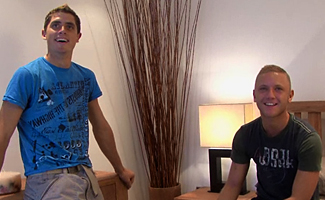 Englishlads.com: Str8 lad Jake fucks Anthony