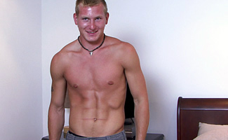 Englishlads.com: Str8 young Pup Liam - Kev what are you doing wanking and sucking Liam?