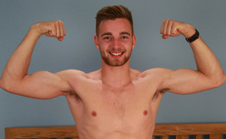 Englishlads.com: Young Straight Lad Noah Shows off his Toned Body & Very Hard Uncut Rocket Cock!