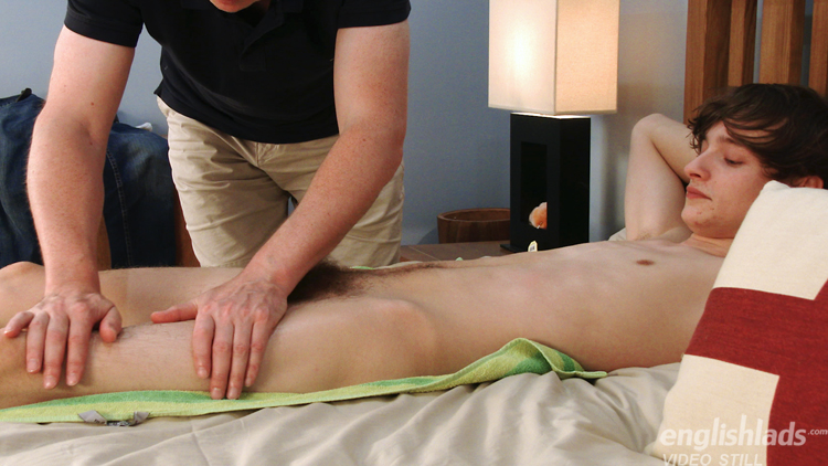Sex fantasy nude men being massaged young pussy photos