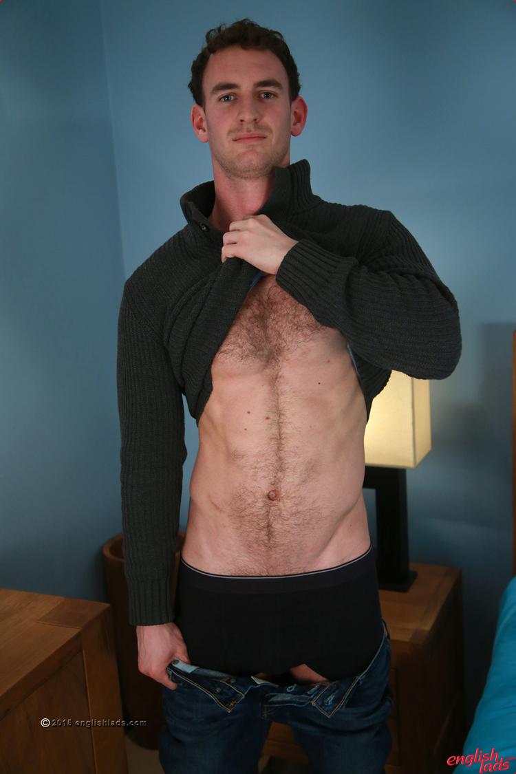 Hairy shoulders very