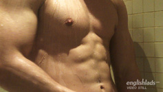 Young Aussie Callum Strips and Shows Us his Ripped Body and Rocket Cock!