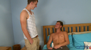 New Hung Lad Jon Gets Fucked Royally by Straight Lad Jack!