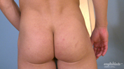 Straight Lad Josh Shows off his Defined Athletic Body, Hard Uncut Cock & Smooth Hole!