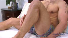 Str8 Postman Anthony gets a pounding from Str8 Hunk Liam's Long and Thick Cock!