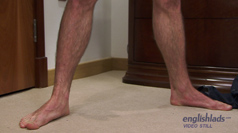 Straight Hairy Favourite Paddy - One Hell of A Dildo Workout!