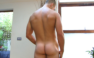 I Love Scarce Resources - Straight Hunk Alfie Shows off that Massively Long & Chunky Uncut Cock!