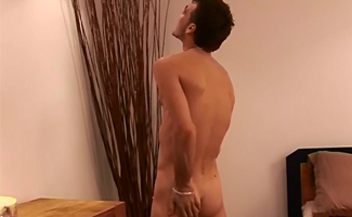 Str8 Essex lad wanks