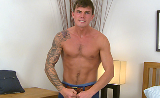 Harvey Farquharson  Cocky Mhuy Thai Professional Harvey - Ripped, Hairy & Hung - That Uncut Cock Fires Big!