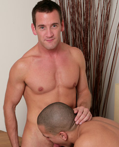 Englishlads.com: Double ended dildo action