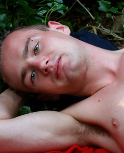 Englishlads.com: Joey explores his exhibitionist side and has a wank out in the woods!