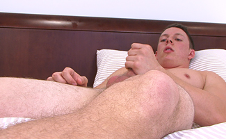 Jacob Cameron Muscular PT Jacob - Straight Hunk & One Very Hard Uncut Cock!