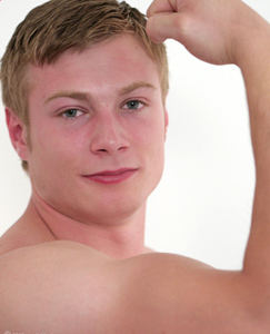 Englishlads.com: New PT Dan � Smooth and Muscular with A Very Hard & Large Uncut Cock