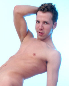 Englishlads.com: Sexy Anton shows us his flexible, lean body and hard cock