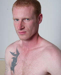 Englishlads.com: Str8 exhibitionist red head