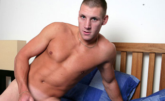 Andy Ball Str8 hunk Andy & toys!