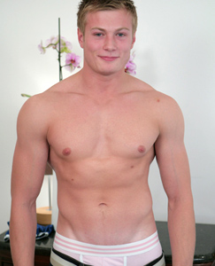 Englishlads.com: Str8 PT Danny - Gets a Full Body Massage - & What's that in your Hole?!