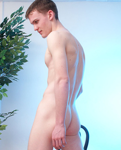 Englishlads.com: Straight Dan returns once more to play with his big cock and show off his tight, muscular body