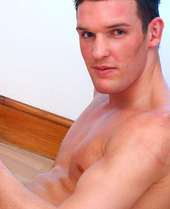 Englishlads.com: Straight hunk Patrick shows off his athletic body and hot cock
