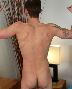 Englishlads.com: Tall & Lean, Long and Thick - Str8 Lad Tim has a Massive Uncut Cock & Shows his Hole Perfectly!