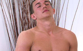 Professional Footballer Jay - Str8 hunk strips off & what a body & how Hard?!